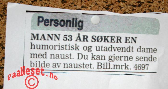 norske kontaktannonser Narvik