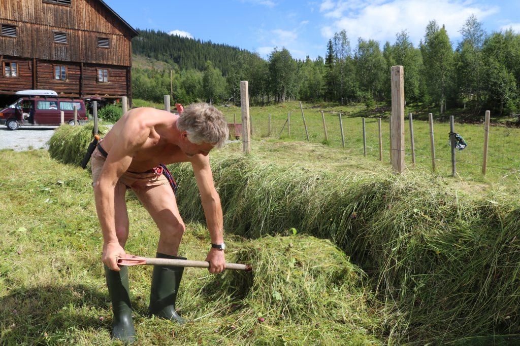 Harald Melby, Valdres, Øystre Slidre, Høyonn, HEsje, Hes, LAngsveien.no Foto Roy Myrland