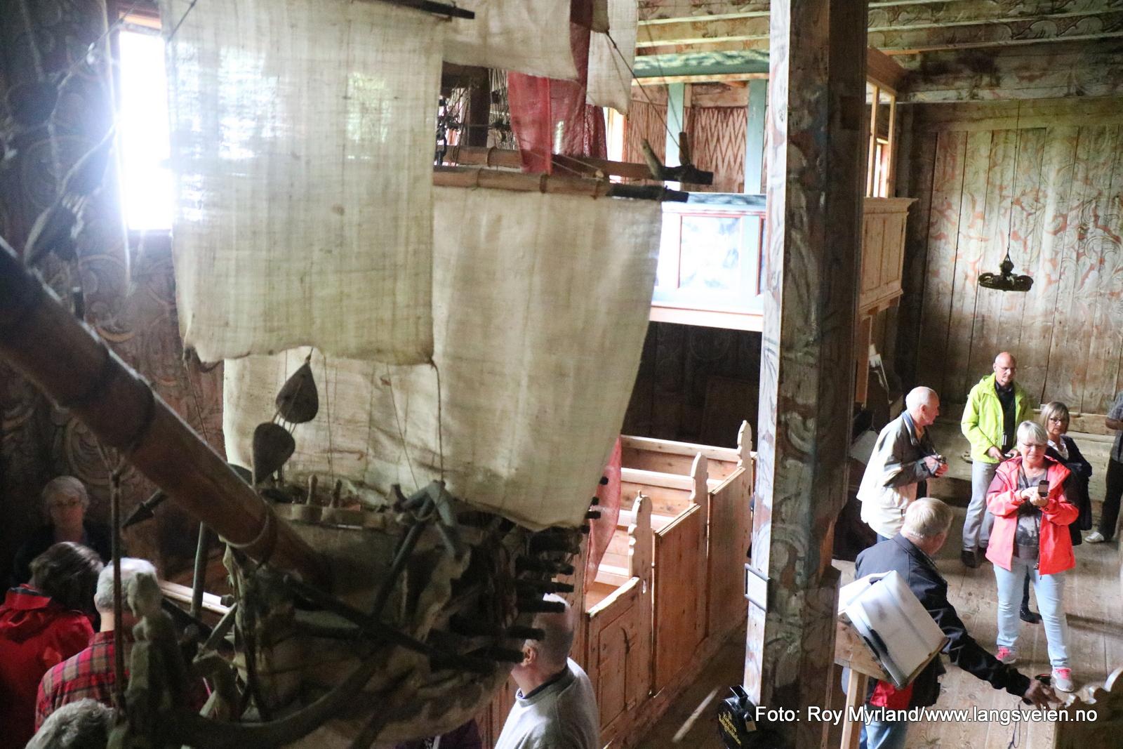 Dynekilslaget minatyr nordstjernen fregatt foto roy myrland